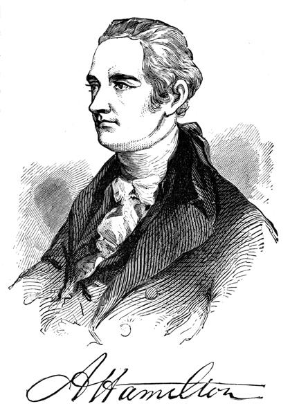 alexander hamiltons contribution to america essay