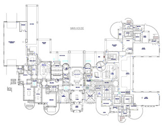 Mansions more january 2012 for Mega house plans