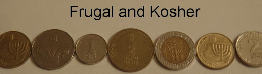 Frugal and Kosher