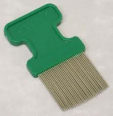 nit comb