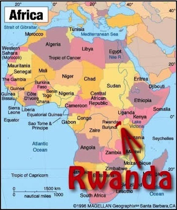 Rwanda Urihe ?