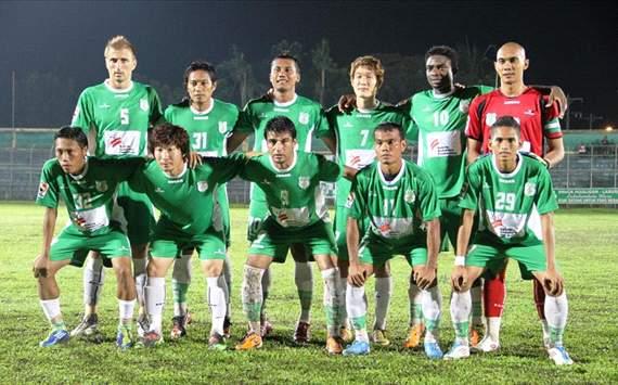 PSMS Vs Perak FC Result