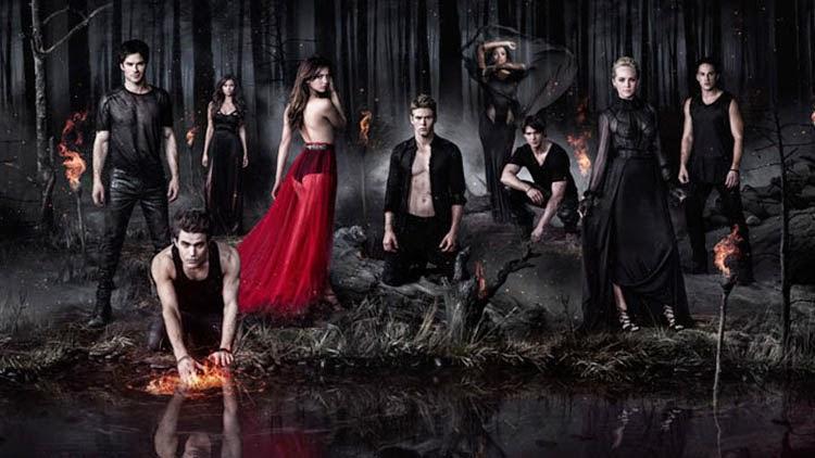 """Képtalálat a következőre: """"vampire diaries season 5"""""""