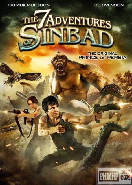 poster Bảy Cuộc Phiêu Lưu Của Sinbad