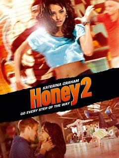 honey 2 movie poster katerina graham