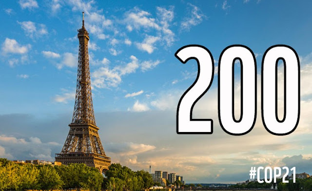 Yuk Ikuti Kompetisi Penulisan Lingkungan Berhadiah ke COP Paris