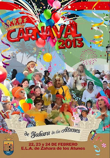 Carnaval de Zahara de los Atunes 2013