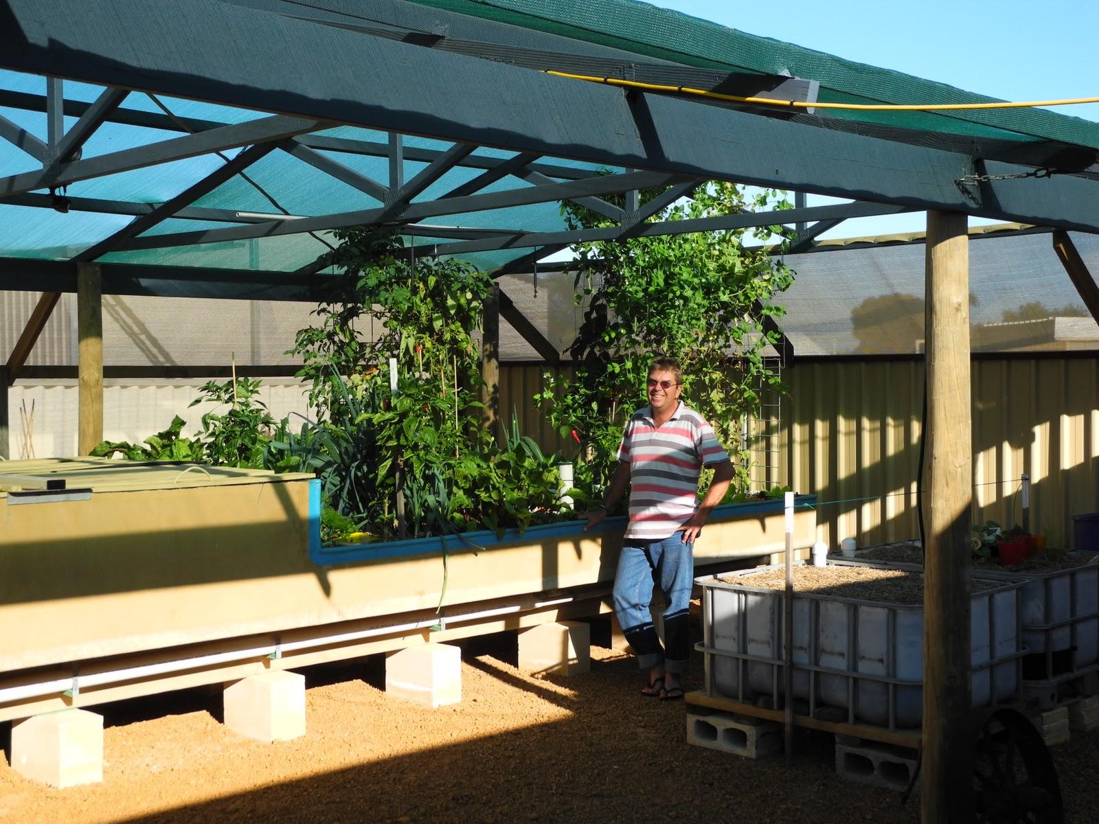 Garden of life aquaponics and salty garden tales for Aquaponics hawaii