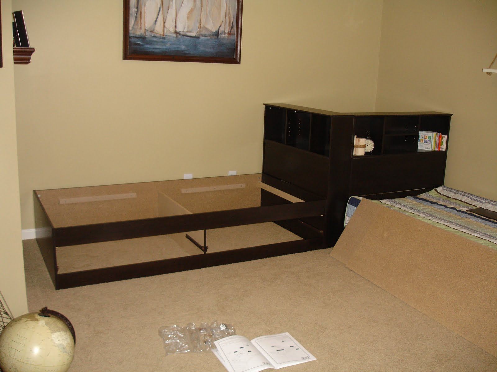 Twin Beds DIY