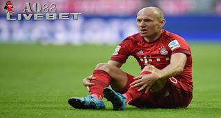 Agen Piala Eropa - Arjen Robben saat ini diklaim kondisinya sudah berangsur pulih dari cedera dan kian mendekati kondisi fit. Apakah ada peluang untuknya bermain di laga Der Klassiker akhir pekan ini?