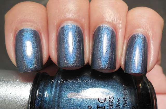 China Glaze Strap On Your Moonboots