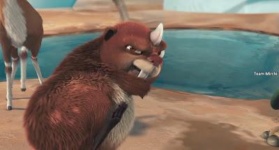 Ice Age 2(2006) telugu Dubbed DVDrip mediafire movie screenshots
