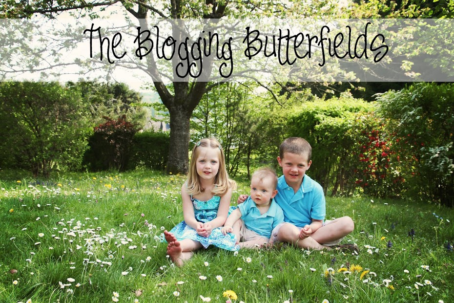The Blogging Butterfields