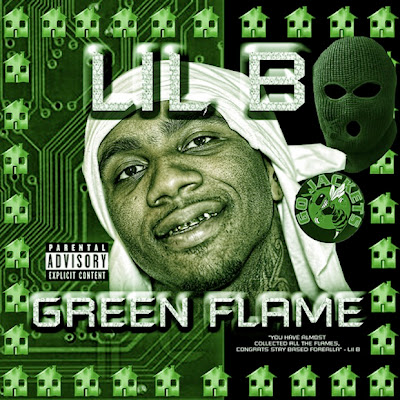 Green Flame ​ Lil B - new mixtapes - hip hop music albums - рэп обои