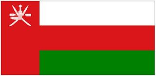 Bendera Negara Oman