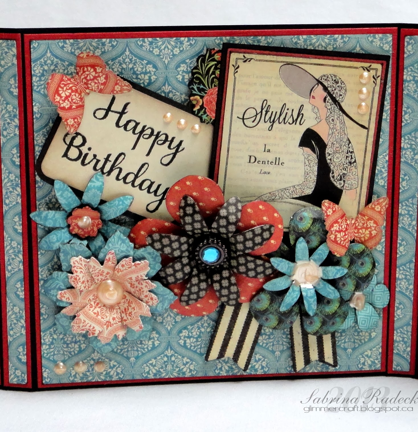 Aspiring To Creativity: Couture Birthday!