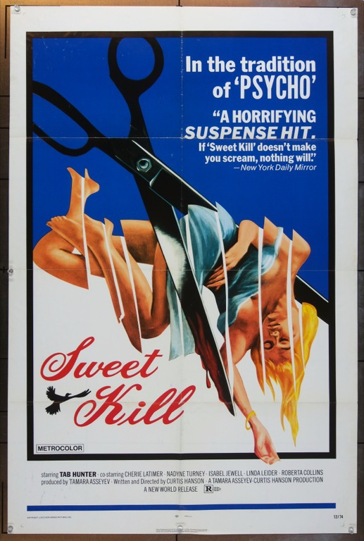 Sweet Kill (1972) (The Arousers)