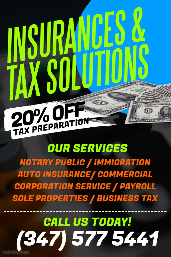 Perez Insurance & Tax Solutions