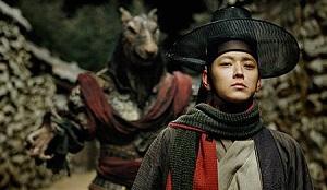 Kang Dong-won en Woochi, cazador de demonios