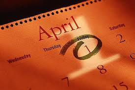 1st April