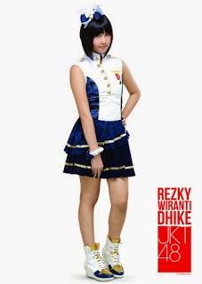 Foto dan Biodata JKT48 Rezky Wiranti Dhike