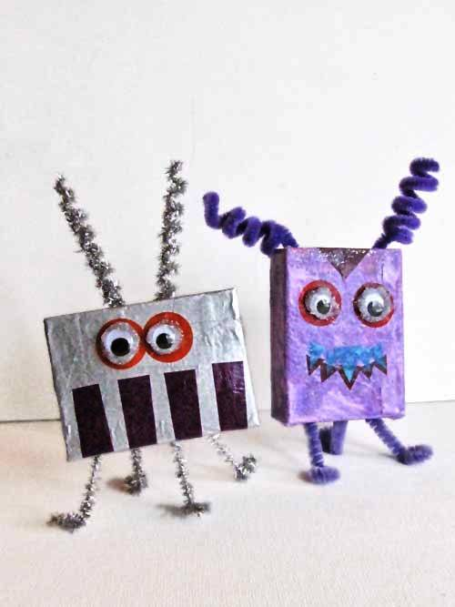 Cute and fun recycle craft ideas for kids ideas arts and for Cool recycling projects