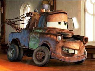 Mater Cars Terlucu