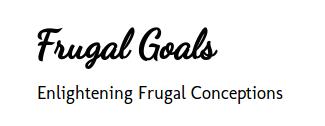 Frugal Goals