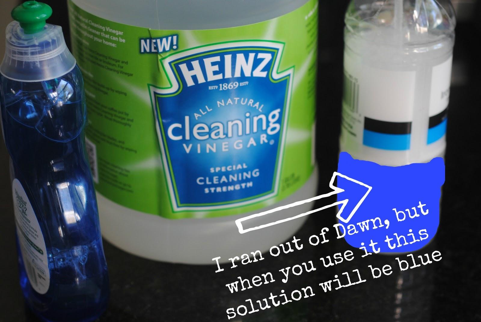 3 top secret tricks for cleaning with vinegar. Black Bedroom Furniture Sets. Home Design Ideas