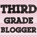 Third Grade Blogger Button