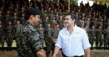 Los 100 días de Juan Orlando Hernández y la creciente militarización de Honduras