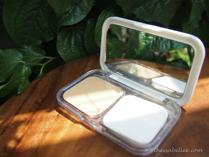 Maybelline White Superfresh Long Lasting UV Cake Powder Review