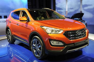 2013 Hyundai Santa Fe Release Date, Specs and Reviews
