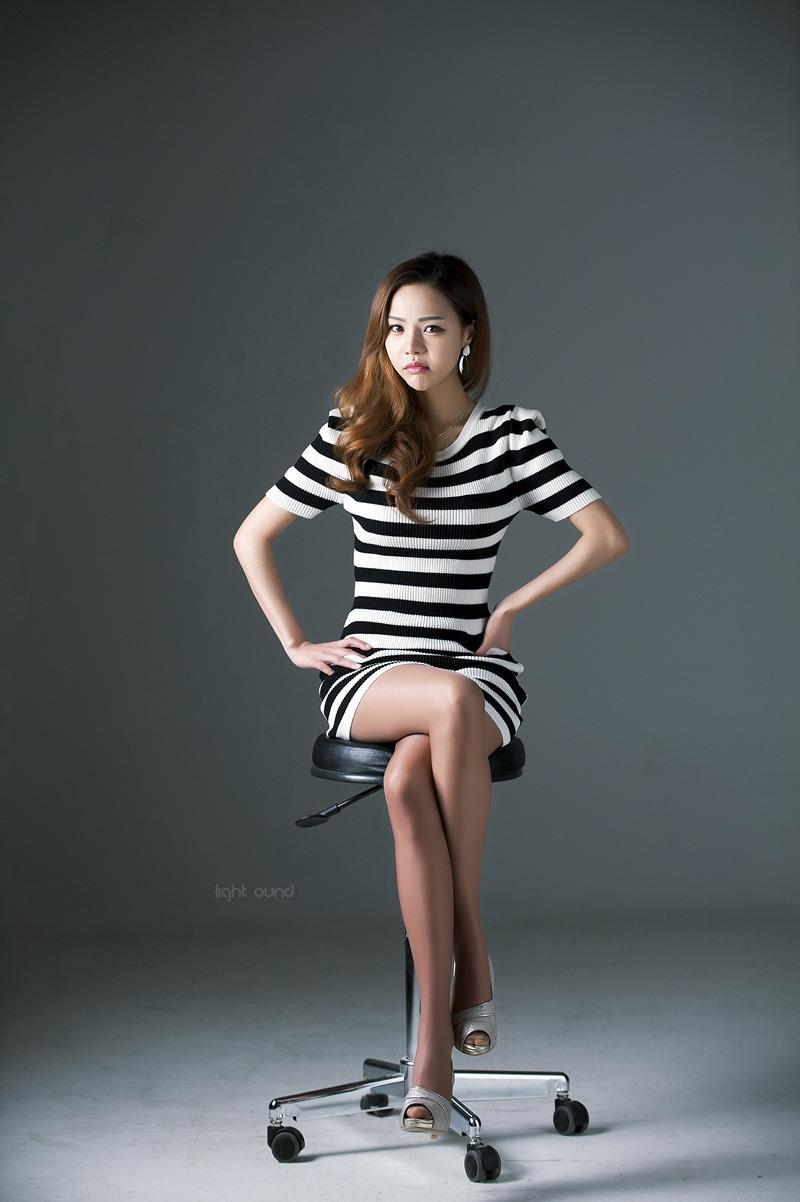asian hair models