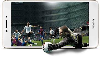 Oppo R7s Cocok untuk bermain game
