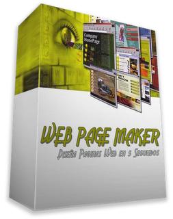 Web Page Maker V3.21