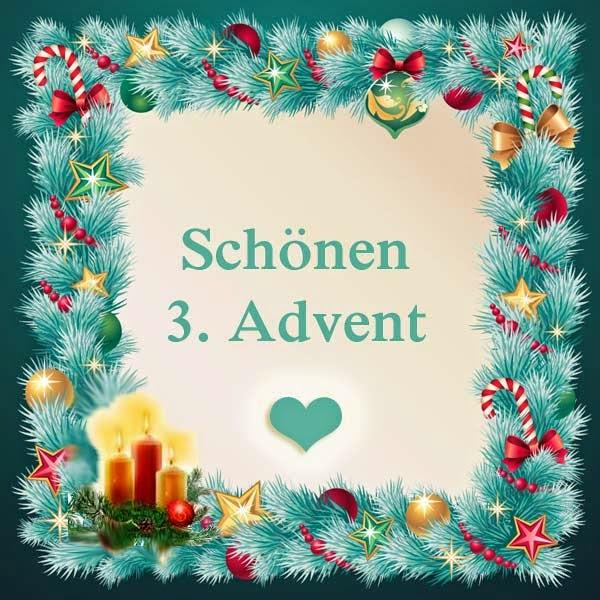 Schönen 3. Advent