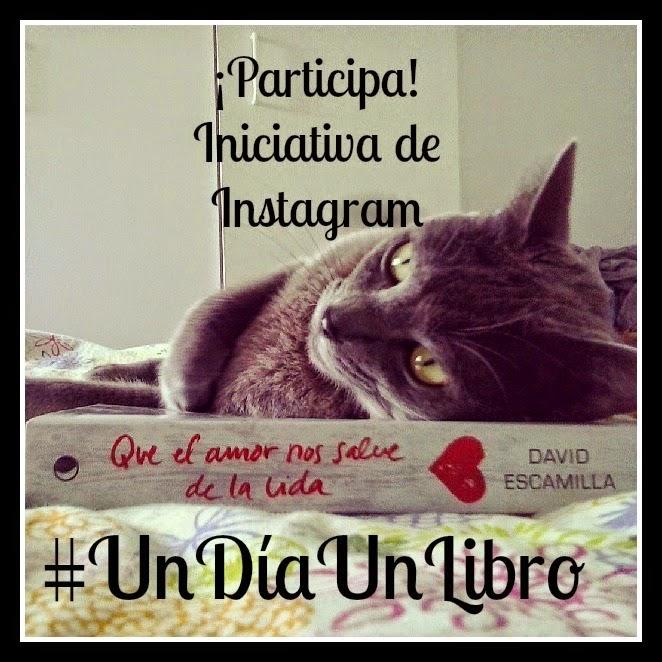 #UnDiaUnLibro