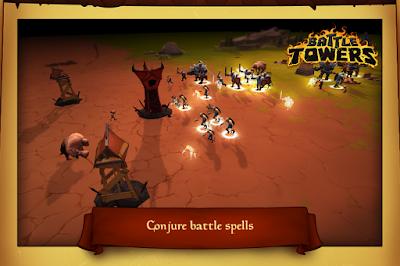 Battle Towers v2.9.3 MOD APK