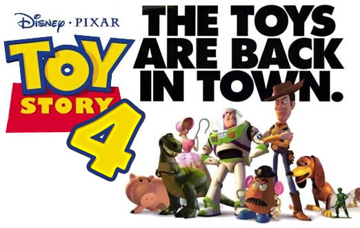 Toy Story 4 Movie : June