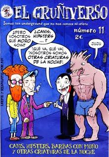 Gruñiverso 11