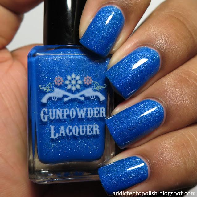 gunpowder lacquer till i sea you again