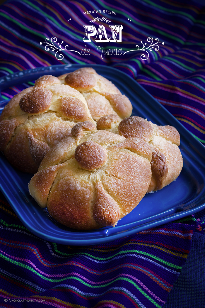 Bread of the Dead-Pan de Muerto