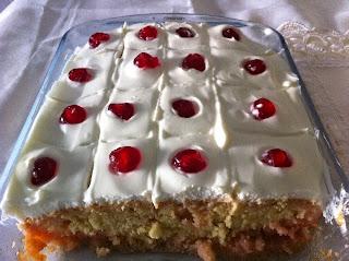 עוגה סברינה לשבועות