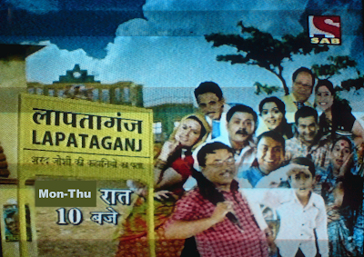 Lapataganj on SAB TV