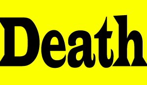 kematian, mati