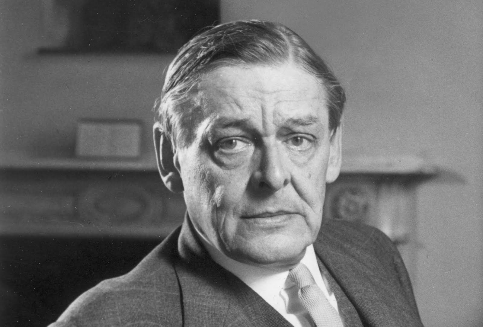 gerontion ts eliot Discover t s eliot famous and rare quotes share t s eliot quotations about life, poetry and art only those who will risk going too far.