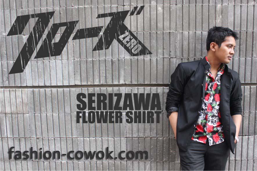 Serizawa Flower Shirt