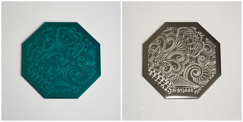 Stamping plate QA88 BornPretty
