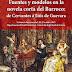 Fuentes y modelos en la novela corta del Barroco: de Cervantes a Luis de Guevara